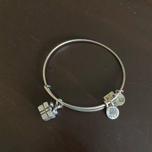 Birthday box/present Alex and ani bracelet